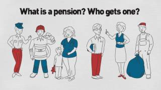 Pensions in 60 Seconds